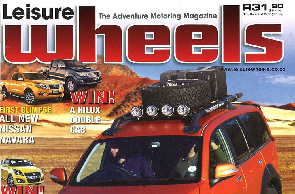 Seikel Volkswagen Amarok extreme – A star in South Africa