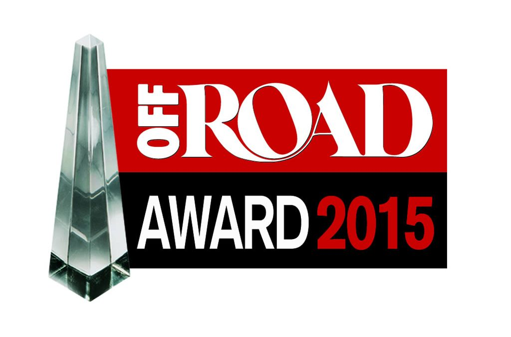 Off Road Award 2015