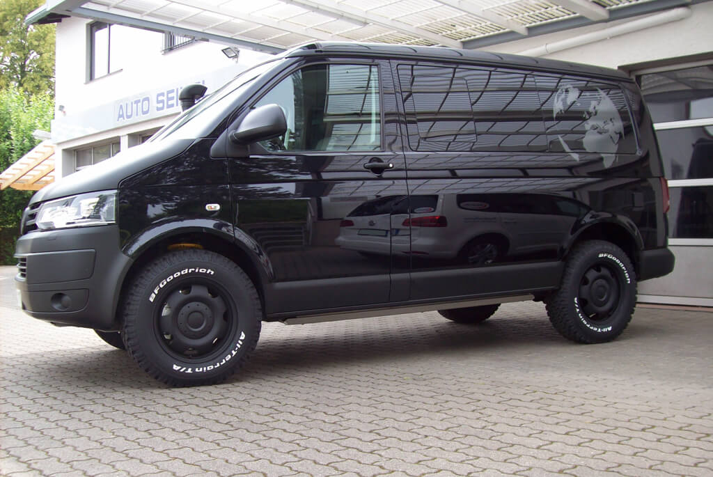 volkswagen transporter t5 en seikel 4x4 technik pty ltd. Black Bedroom Furniture Sets. Home Design Ideas