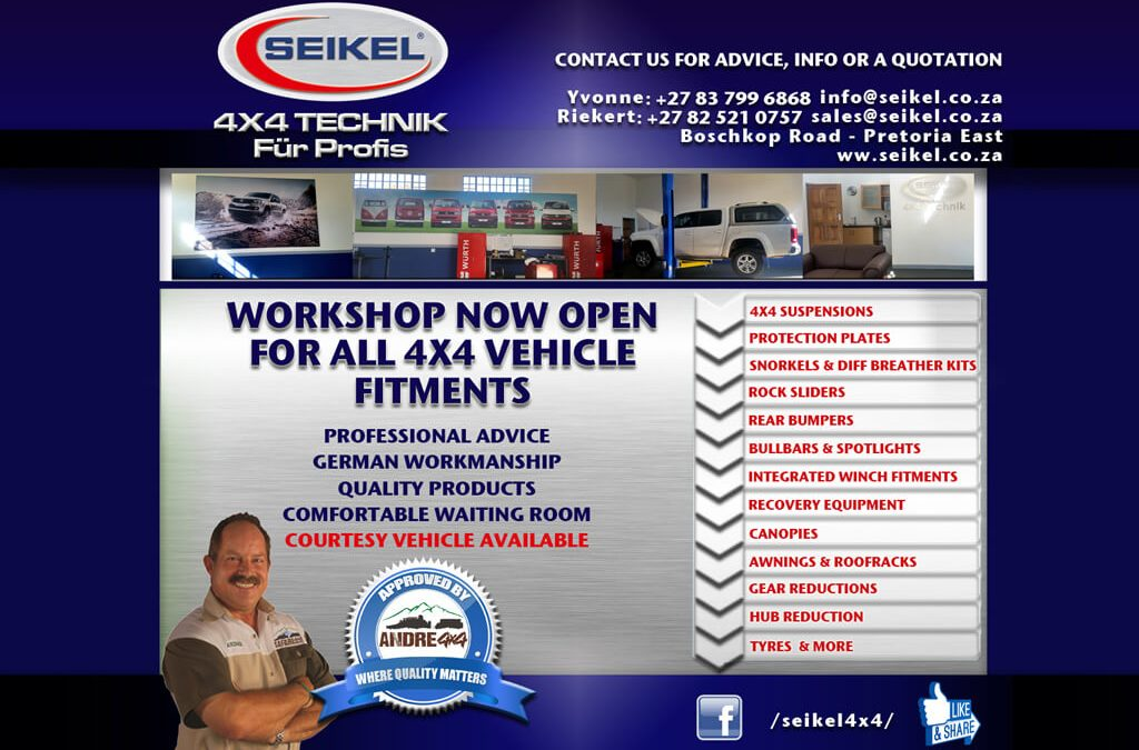 SEIKEL Workshop
