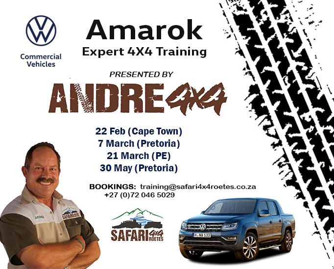 Amarok Expert Training 2020